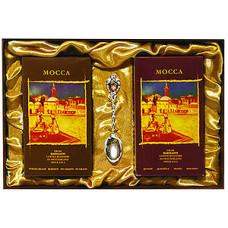 Подарочный набор Mocca (зерно) + Mocca (молотый)