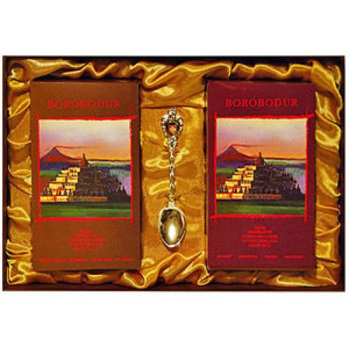 Подарочный набор Borbodur (зерно) + Borbodur (молотый)