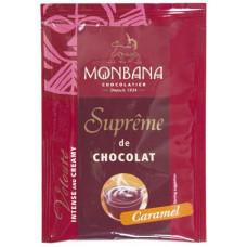 Горячий шоколад Monbana Карамель - густой 50х25 г. (арт.121M177)