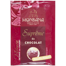 Горячий шоколад Monbana Ваниль - густой 50х25 г. (арт.121M171)
