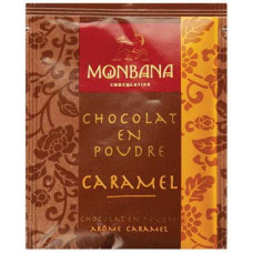 Горячий шоколад Monbana Карамель 25*20гр. (арт.121M107)