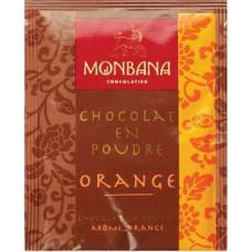 Горячий шоколад Monbana Апельсин 25*20гр. (арт.121M115)