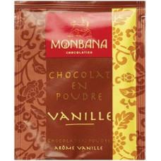 Горячий шоколад Monbana Ваниль 25*20гр.(арт.121M117)