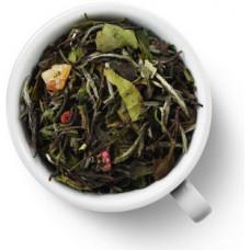 Чай зеленый ароматизированный Gutenberg Белая Клубника (370)