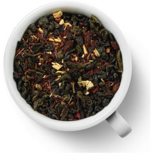 Чай зеленый ароматизированный Gutenberg Заряд Бодрости (374)