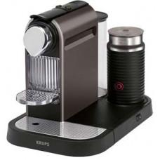 Капсульная кофемашина Krups XN730Т10 Nespresso CitiZ & Milk
