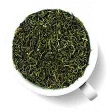 Чай зелёный Gutenberg Чженьжан Сян Тао Люй сян мин (Ароматные листочки) спиральный