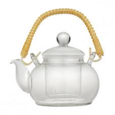 Стеклянный заварочный чайник CK-001MB